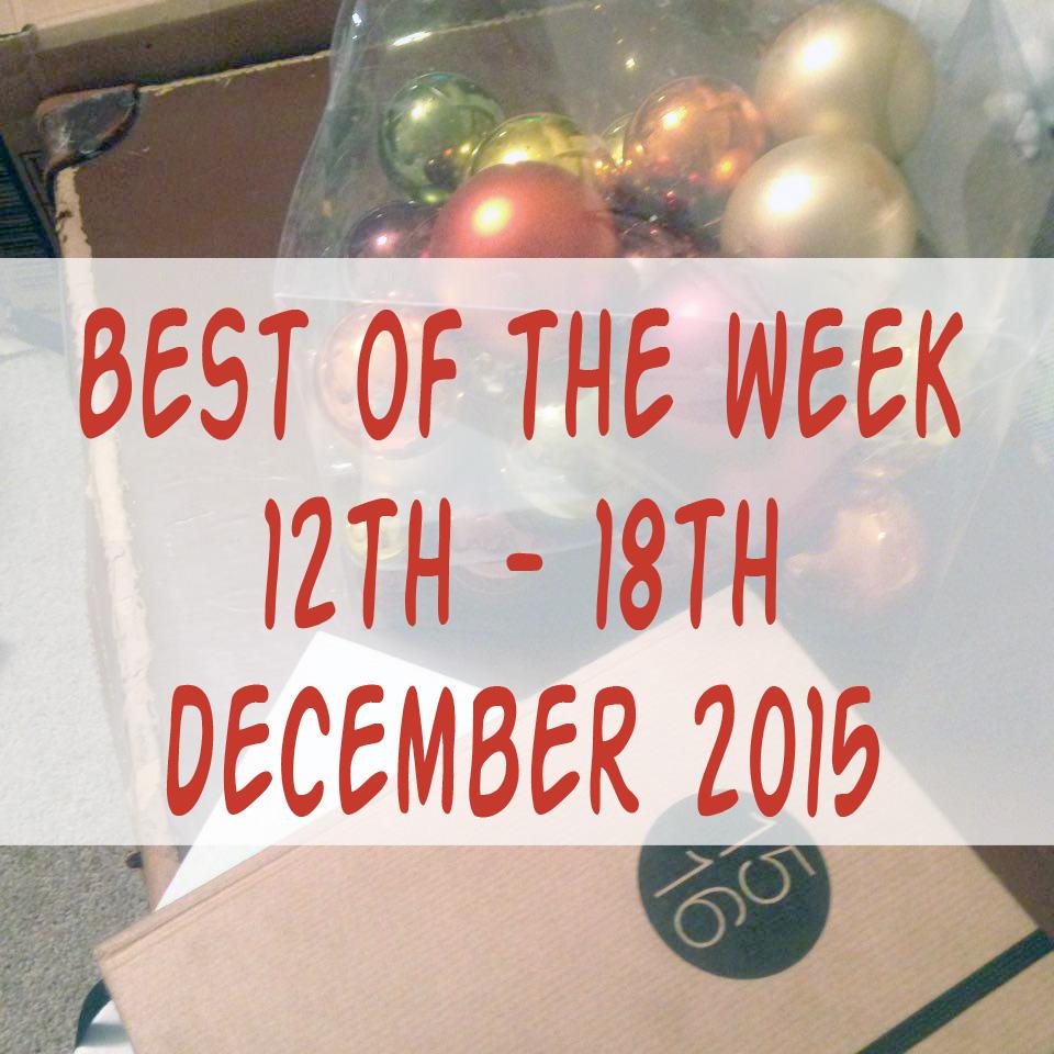 best of the week 18.12