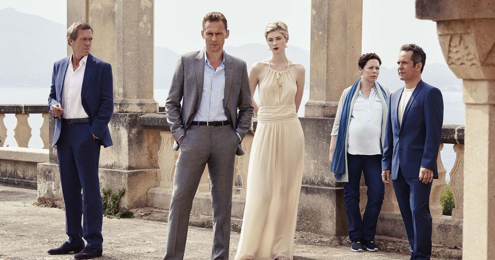 The Night Manager promo photo courtesy of BBC.