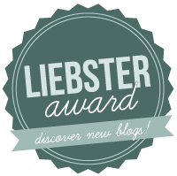 Liebster Award Logo.