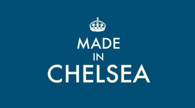 Made In Chelsea logo.