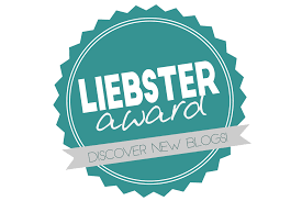 The Liebster Award Logo. hg