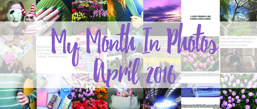 21 Photos of April 2016.