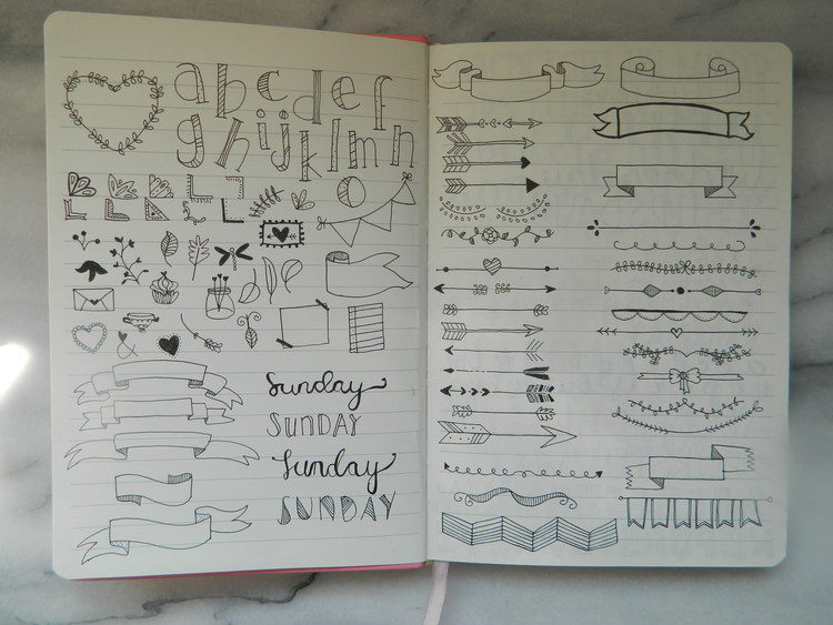 Twenty Something Meltdown Bullet Journal