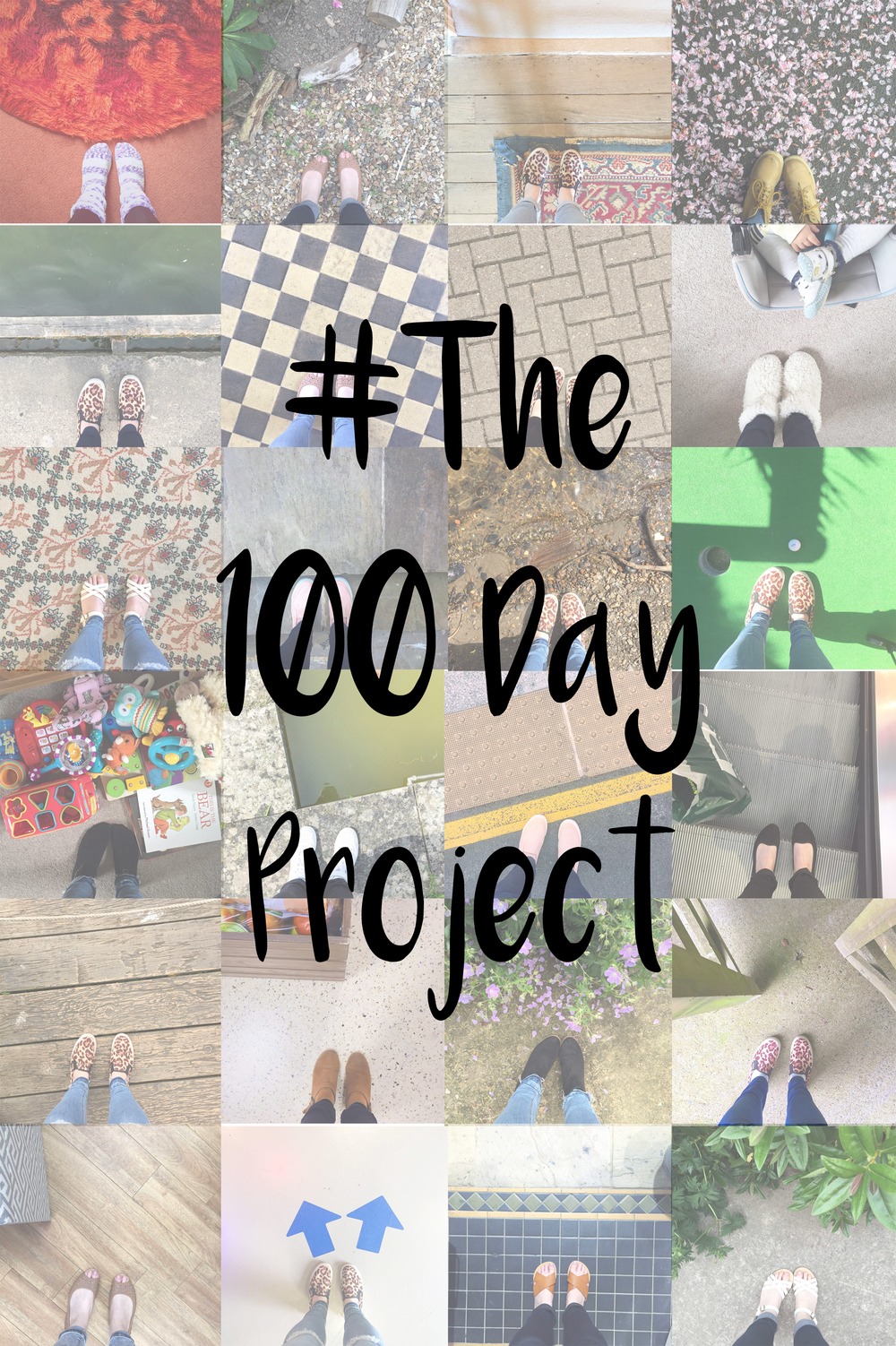 Check out my 100 Day Project on Instagram here!
