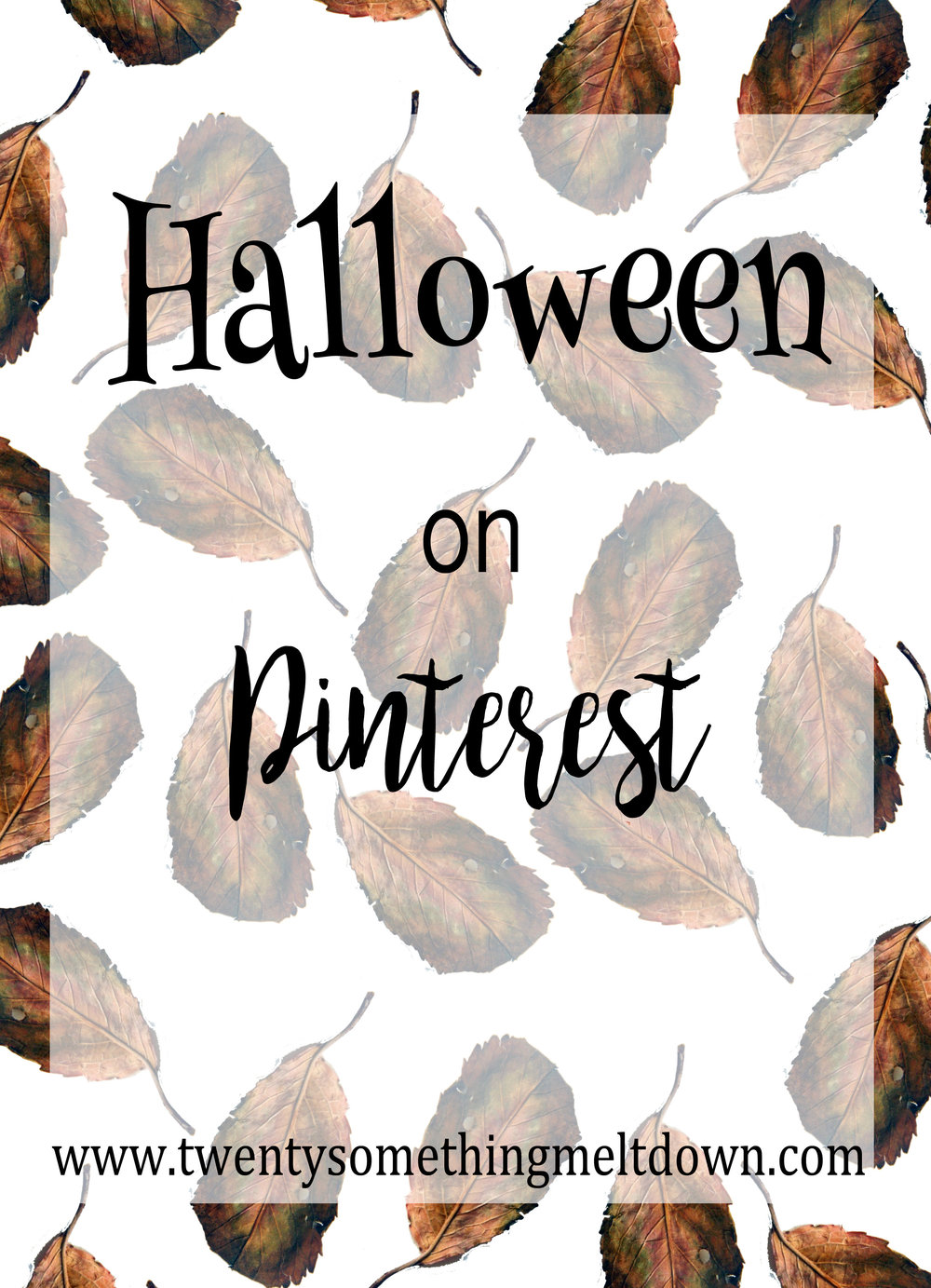 Follow me on Pinterest here!