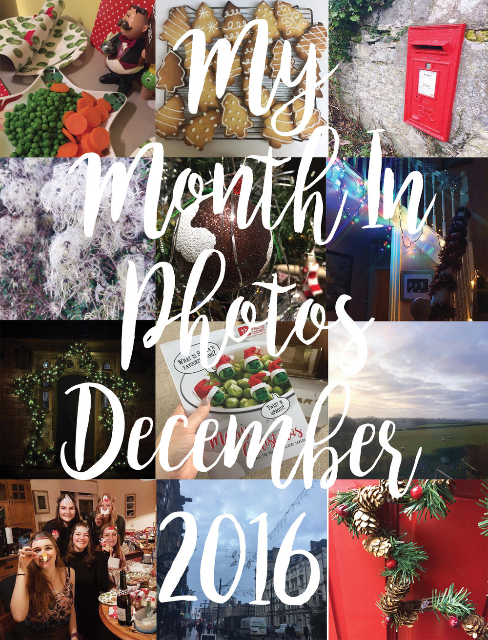 My Month in Photos - December 2016.