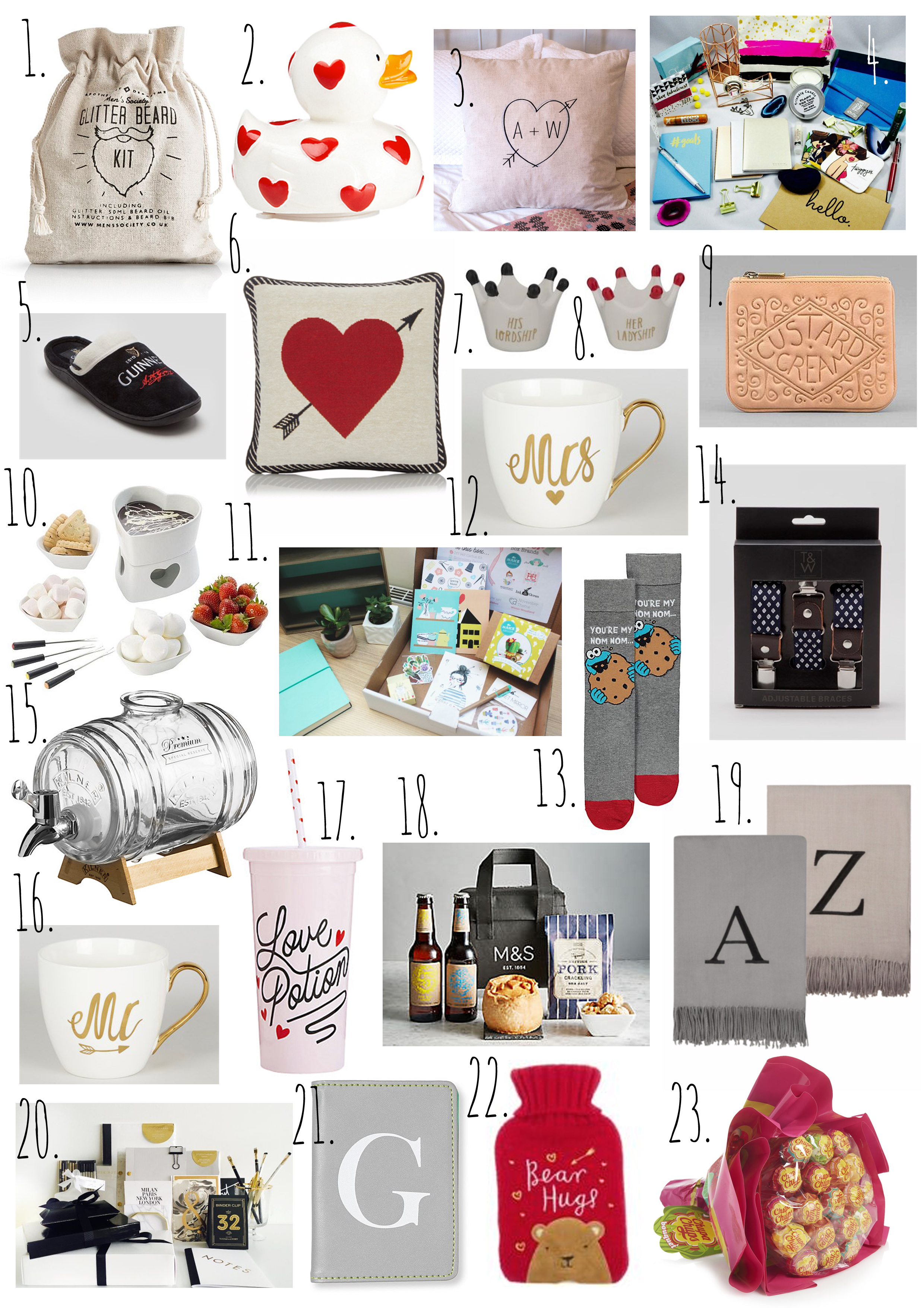 The Ultimate Valentine S Gift Guide For Him Her Everyone Else