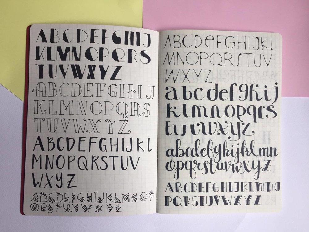 Typography Inspiration.
