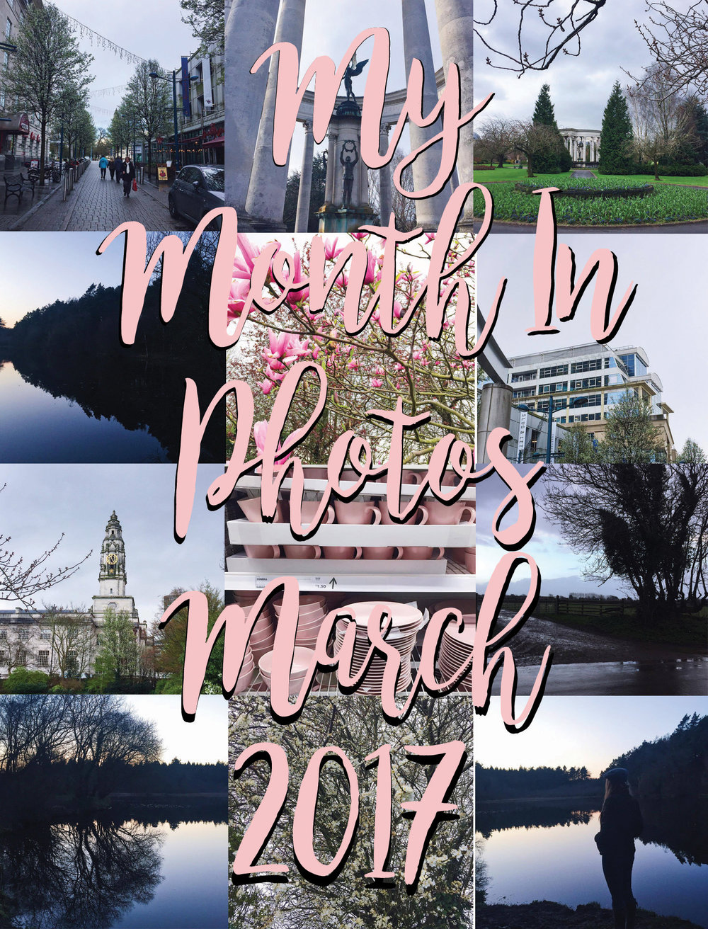 My Month In Photos - March 2017.