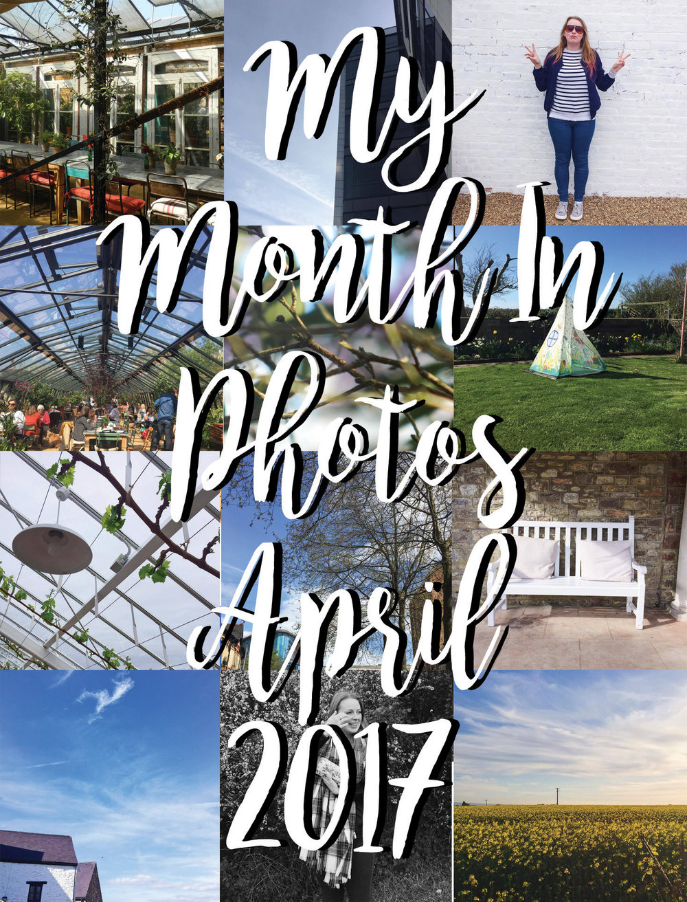 My Month In Photos - April 2017.