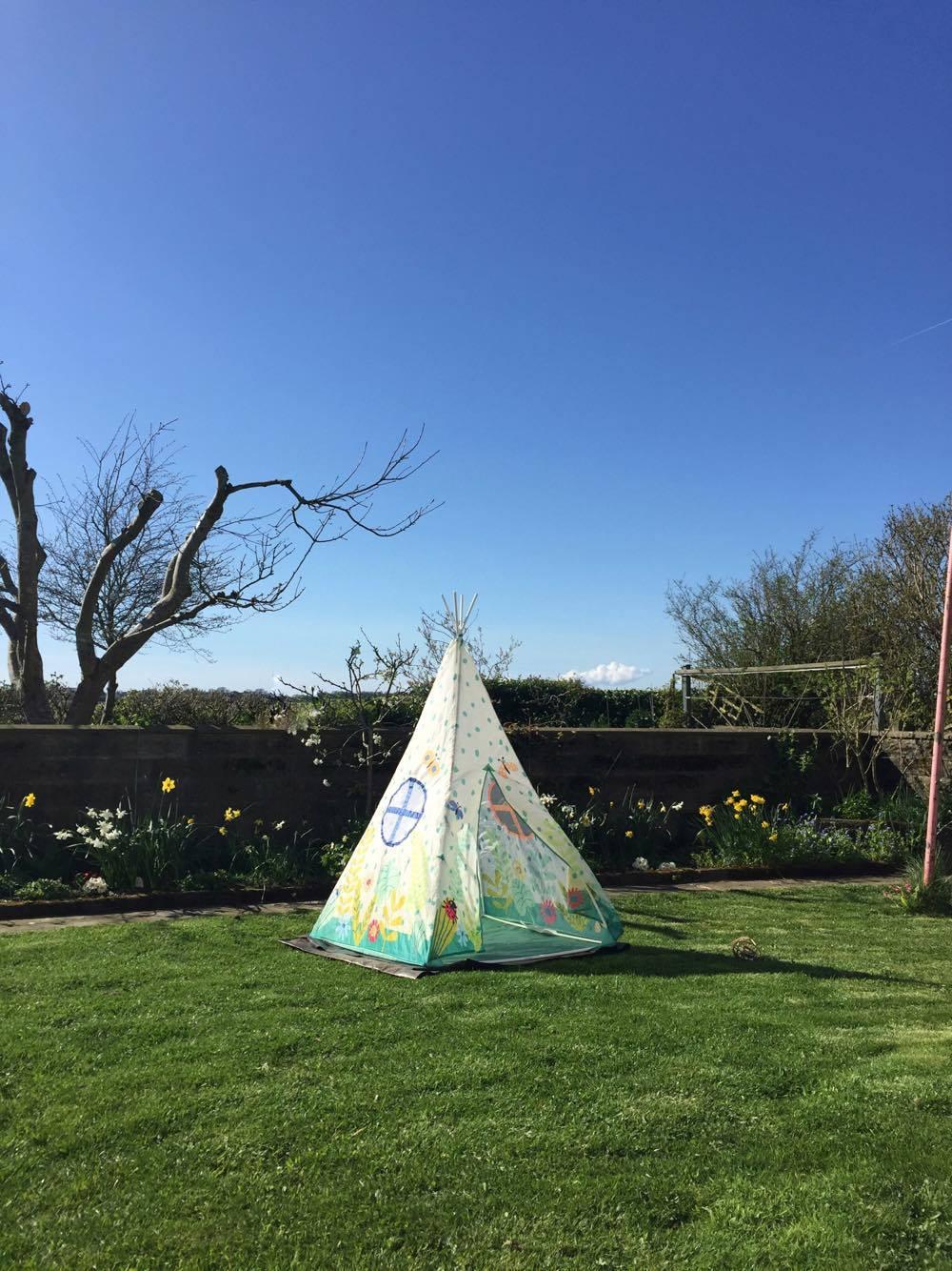 Child's Tent.