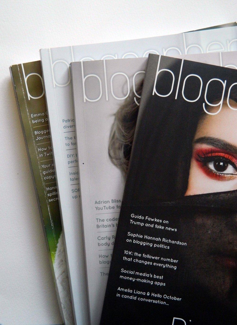 Blogosphere Blog Awards.