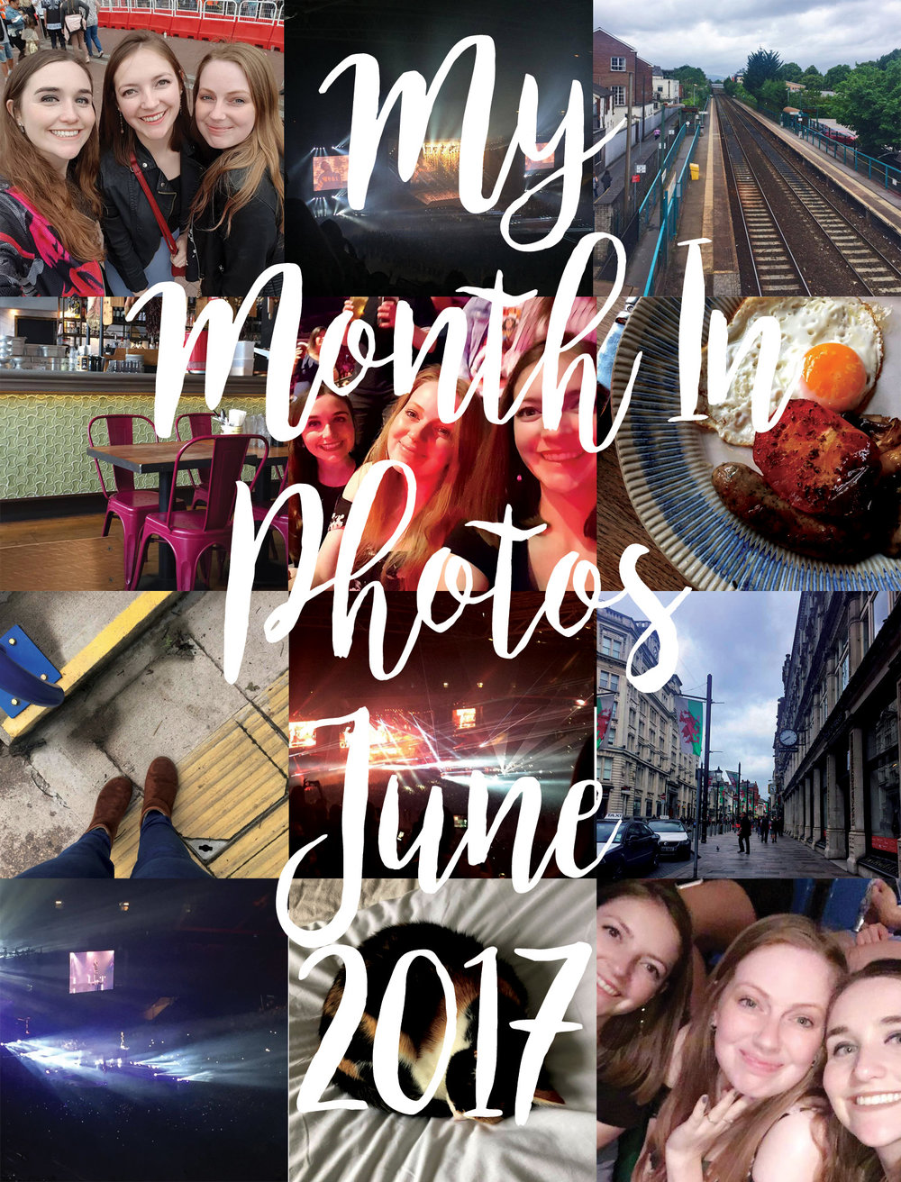 My Month In Photos - June 2017.