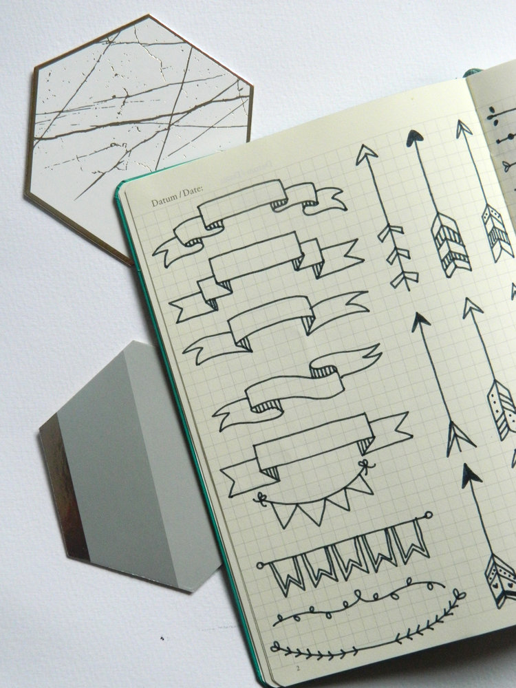 How i make my bullet journal pretty twenty something meltdown how i make my bullet journal pretty and how to make yours work ccuart Images