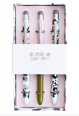Caroline Gardner Ballpoint Pen Set