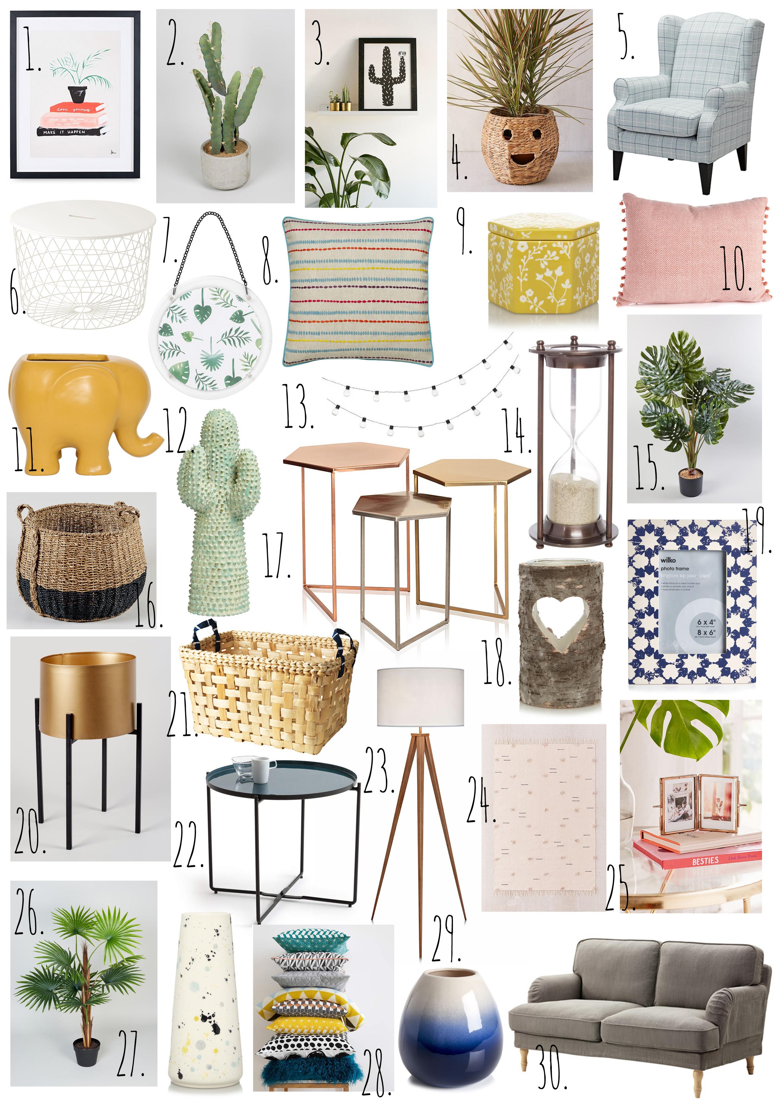 Home Office Wishlist | April 2018. — Twenty Something Meltdown