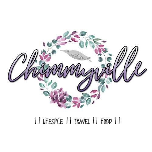 Chimmyville - Blog; www.chimmyville.co.ukTwitter; @chimmykinsInstagram; @chimmykins88Pinterest; @chimmykins