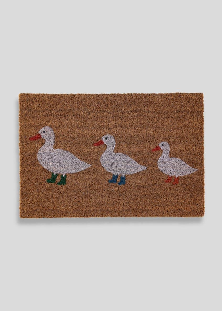 Family Duck Doormat - £7.00 from Matalan