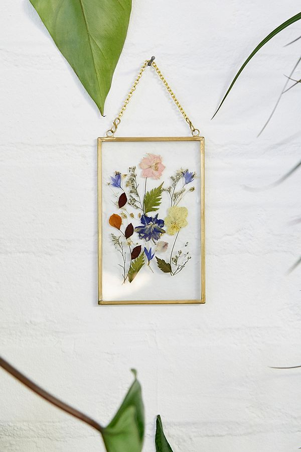 Pressed Flower Mini Frame - £10.00 from Urban Outfitters*