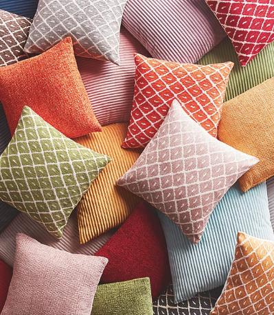 Bright Cushion Collection - from £7.00 at Asda*