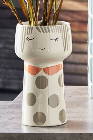 Face Vase - £14.00 from Next