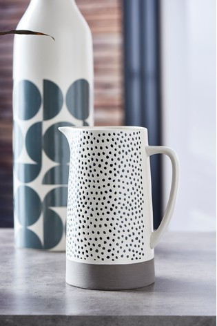 Spotted Jug - £14.00 from Next