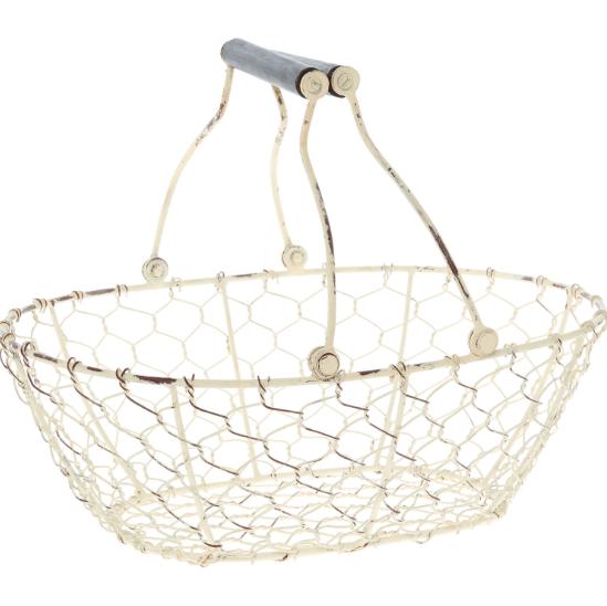 Wire Basket - £6.99 from TK Maxx