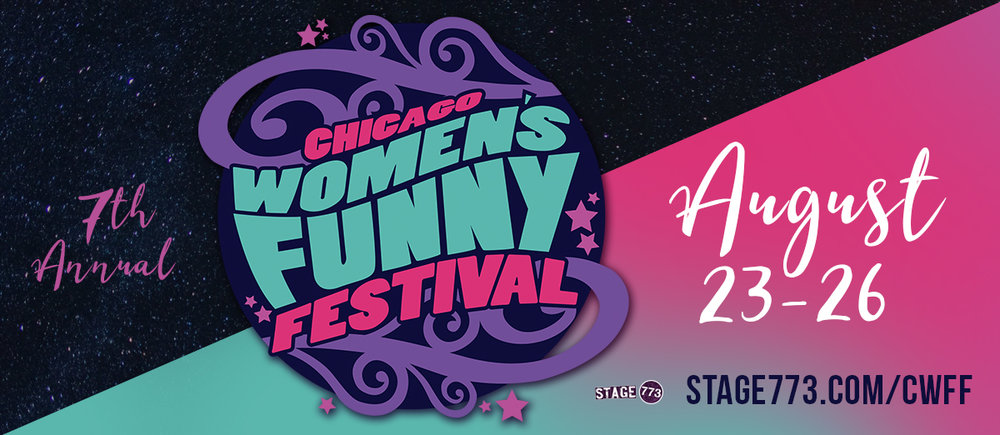 Featured Comic at the 7th Annual Chicago Women's Funny Festival
