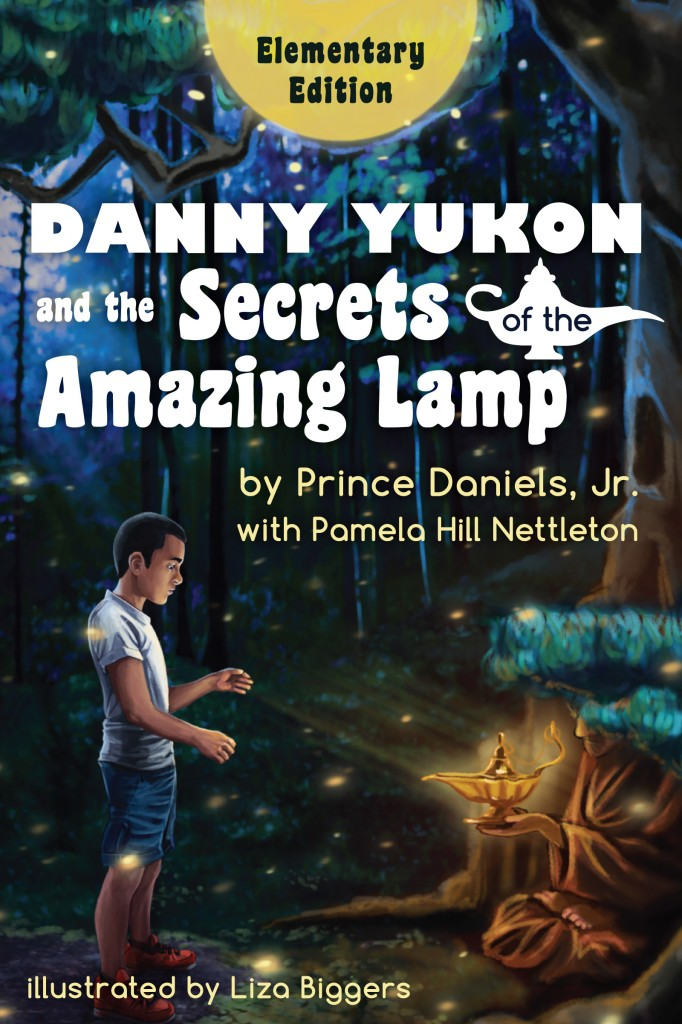 To purchase a copy or learn about the benefits of my book Danny Yukon & The Secrets Of the Amazing Lamp, make sure you check out the official website  here