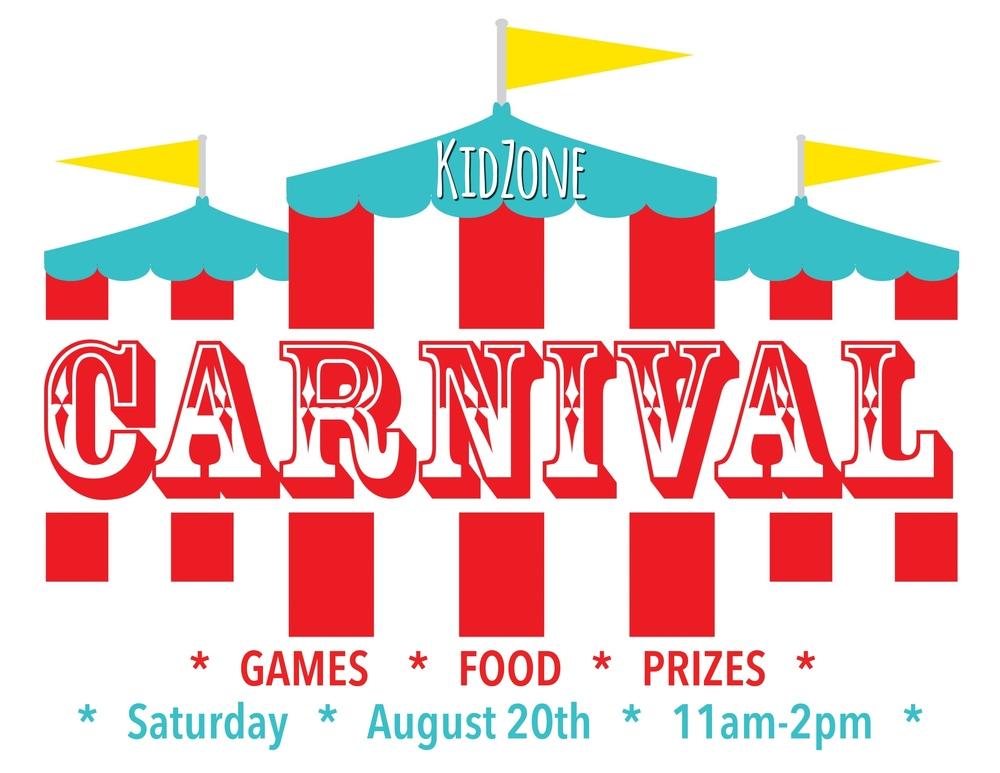 KidZone Carnival — BrookRidge Community Church