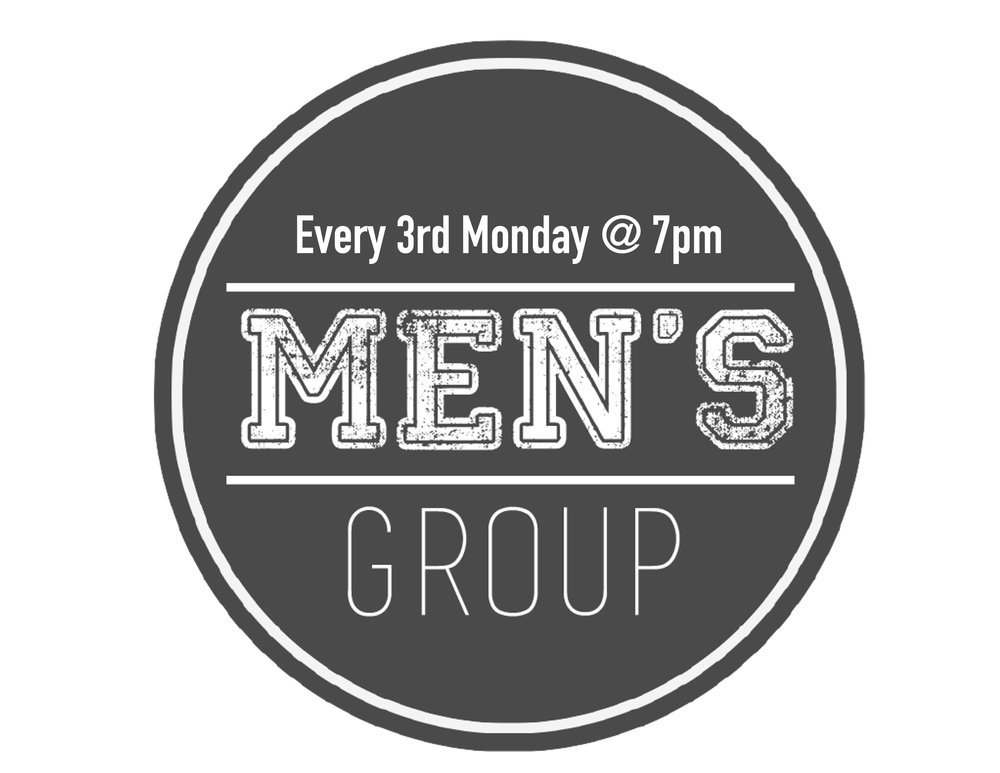 Join the men for a time of teaching and getting to know one another better!  Men's group meets at the church every 3rd Monday of the month at 7pm.