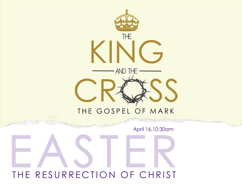 Join us for a spectacular Easter celebration! Service starts at 10:30am and we would love to see you there!