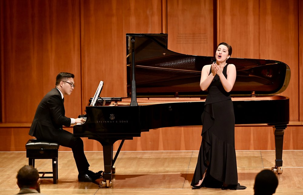 MHSC Winner's Recital Tour - LSO St. Luke's (2019)