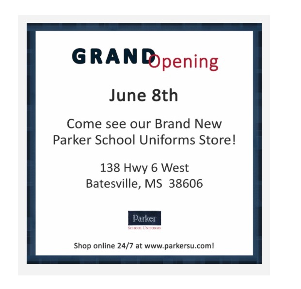 New Parker Store Open In Batesville!