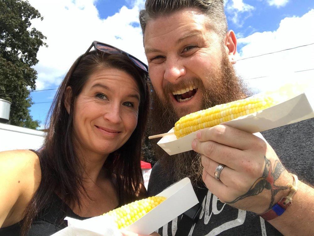 Lisa and gary with corn.jpg