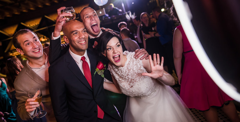 6 Reasons a GIF Booth is a Must Have at Your Wedding  .