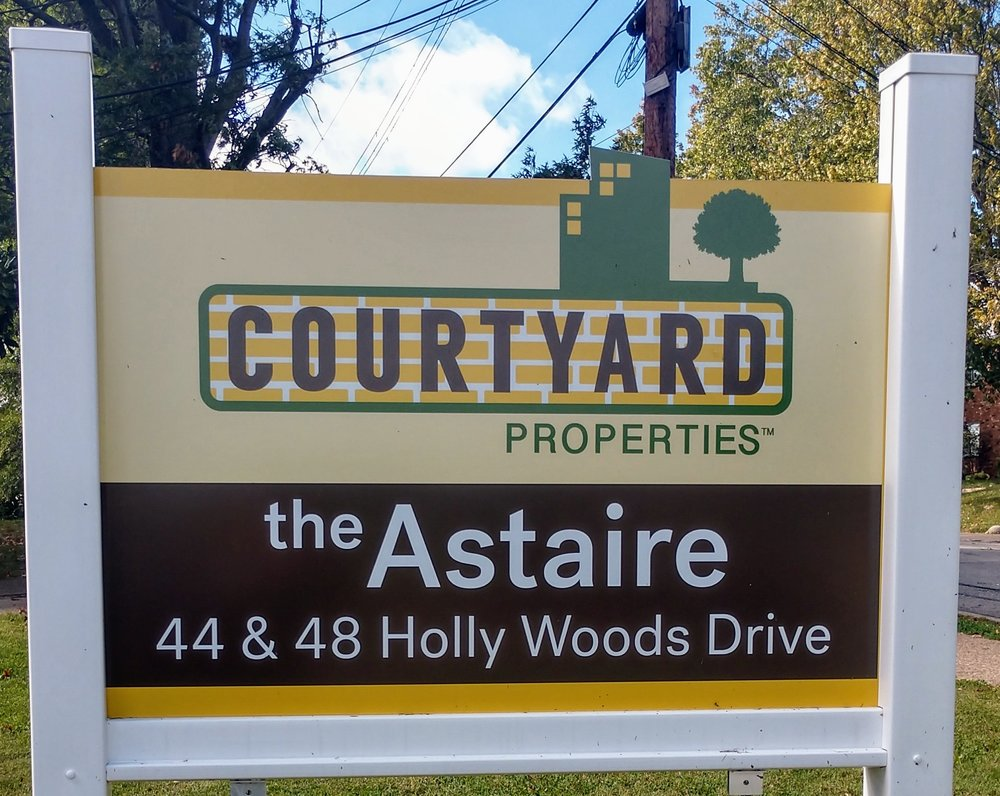 'the Astire' - Located close to Thomas Heights and Alexandria Pike. The Hollywood has everything you're looking for in a 2 bedroom.2 bedroom starting at $900Free street parking and spots on side of building. Free storage closets. Laundry room with coin operated laundry.44 and 48 Holly Woods Drive Fort Thomas KY 41075