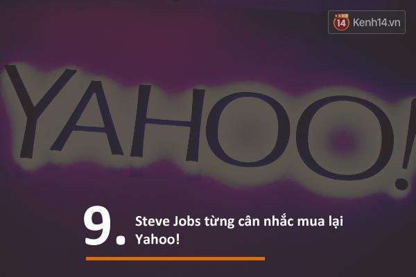 Nh?n d?p sinh nh?t Steve Jobs, c?ng xem 10 ?i?u ??ng ng?c nhi?n t? ?ng