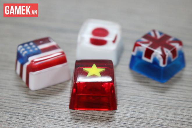 Những tác phẩm keycap made in Việt Nam do bàn tay người Việt tạo ra khiến biết bao nhiêu người phải thổn thứ