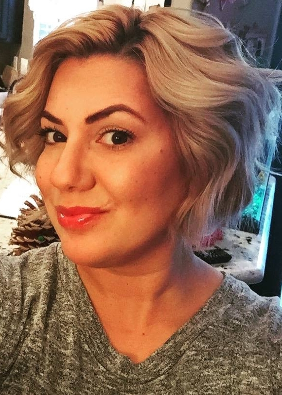 Brittany Brard-Frolka,      Hair Stylist
