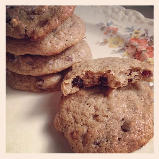 chunky monkey cookies