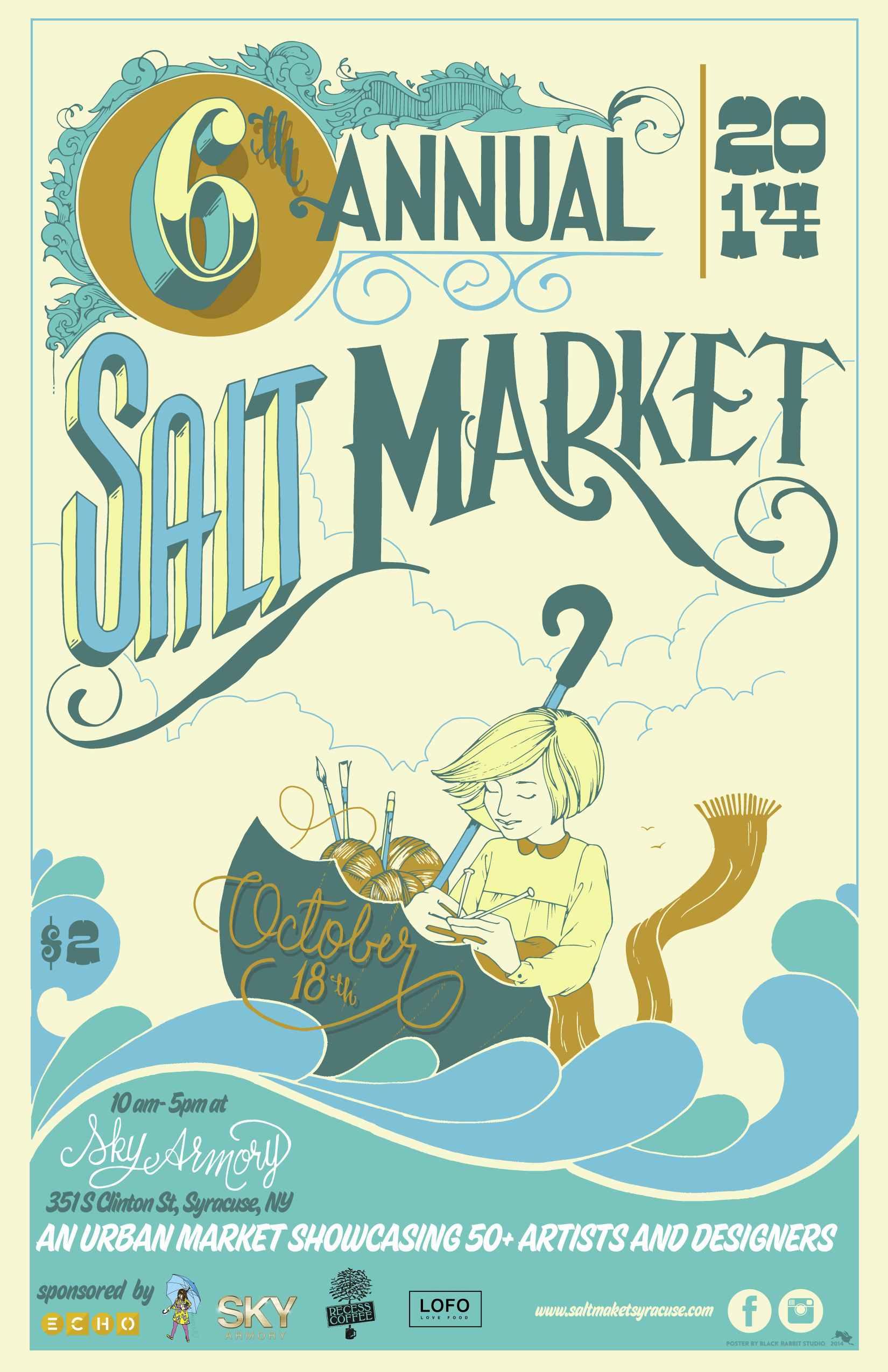 2014_Salt Market Poster