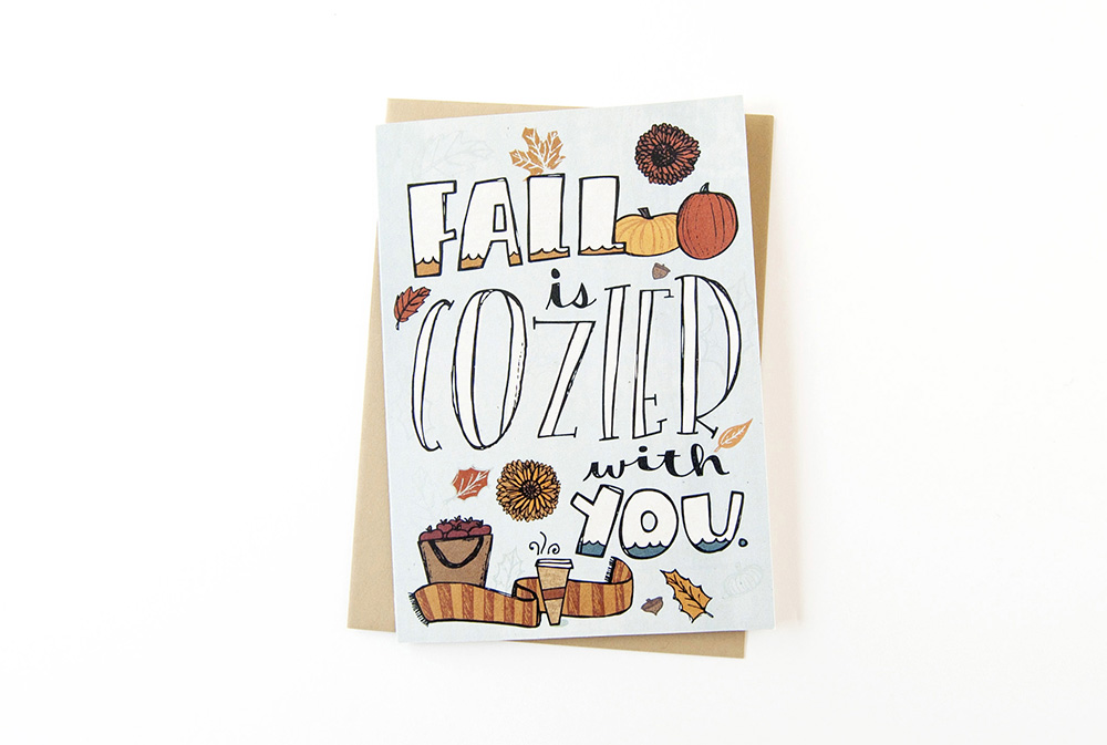 Katie Vaz Design | Greeting Card