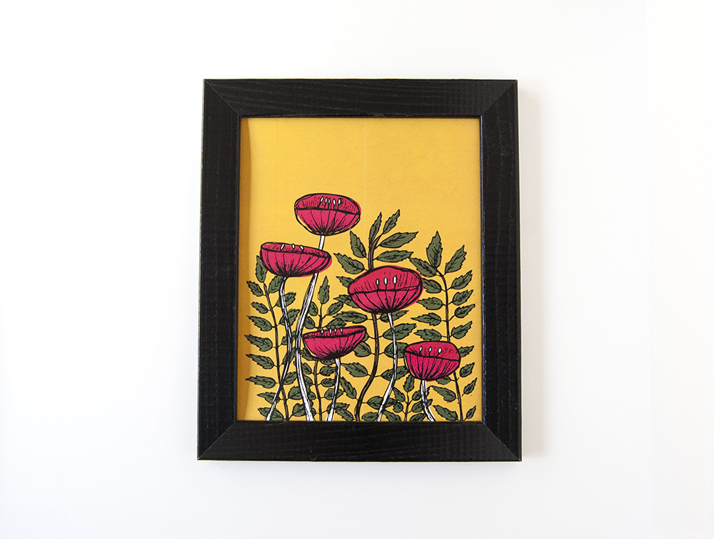 Katie Vaz Design | 8x10 Print
