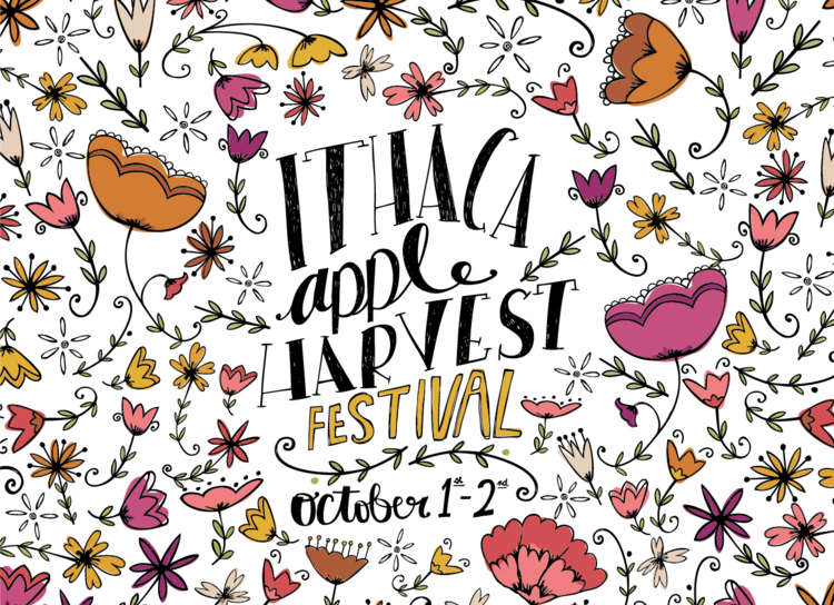 Ithaca apple fest this weekend katie vaz this year ill be set up in a booth on the corner of buffalo and cayuga street where ill be selling greeting cards art prints tote bags and coloring m4hsunfo