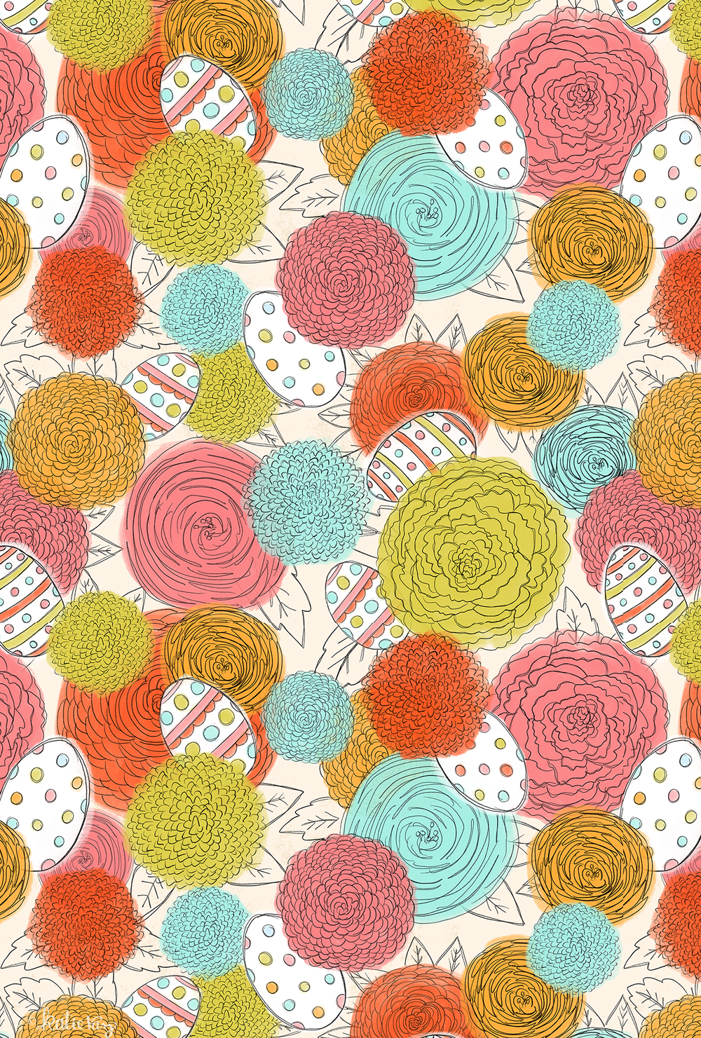 Katie Vaz | Illustration and Surface Design