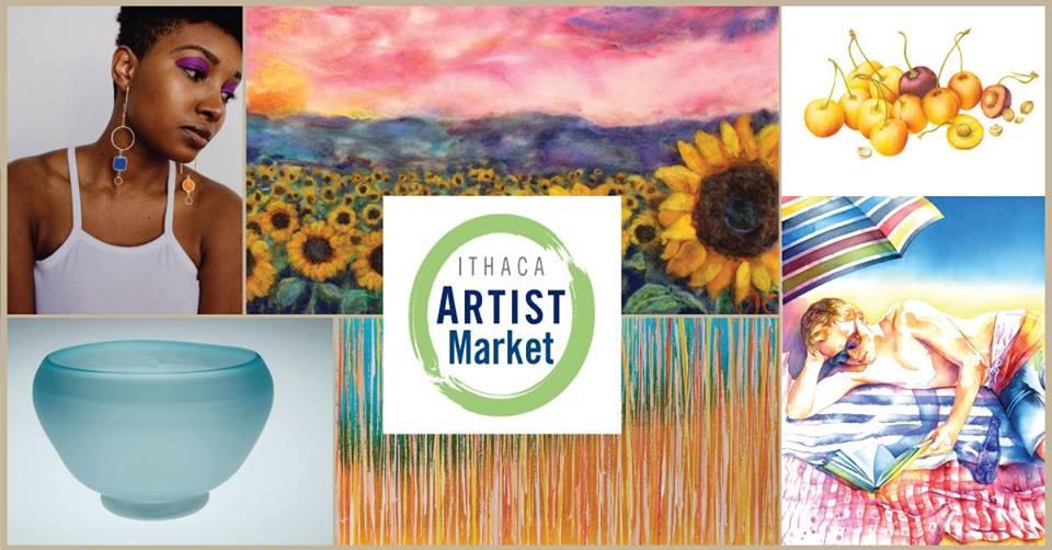 Ithaca Artist Market | Katie Vaz