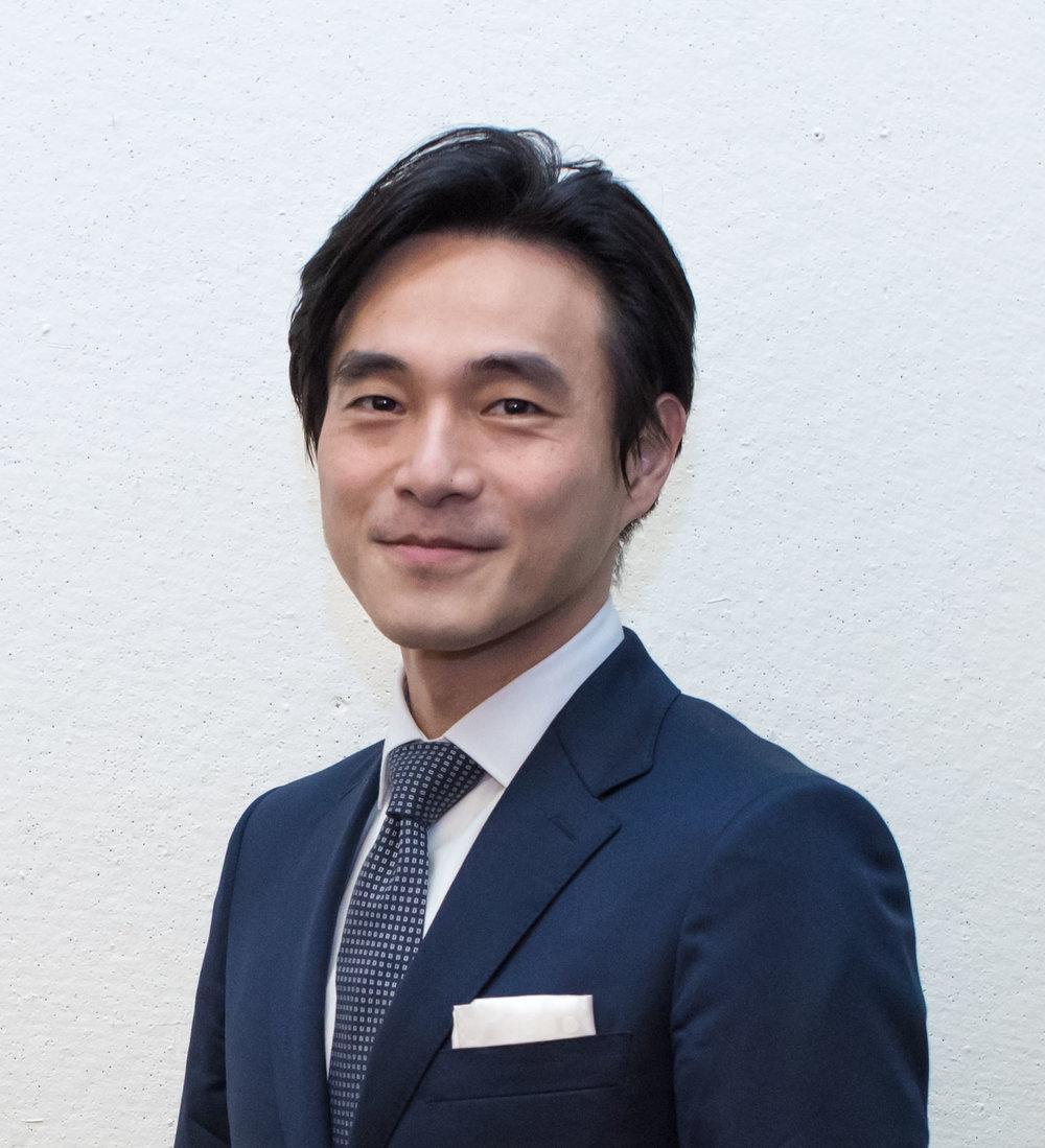 Masamichi Ueta | Co-President
