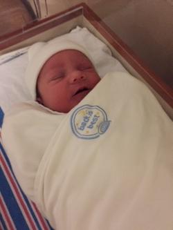 Welcome Baby Lauren Davis!