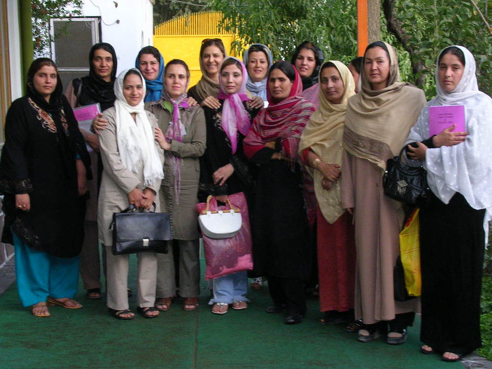 Pasadena Star News: Advocate to speak about women's health issues in Afghanistan
